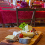 Restaurant Gioberney fromages local tradition food cheese french Valgaudemar Gioberney