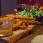 Restaurant chalet refuge Gioberney specialité tradition Ravioles Alps